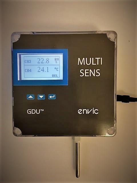 GDU™ - MULTI SENS Image