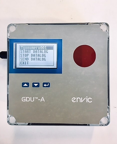 NEW GDU™-A DIFFERENTIAL PRESSURE MONITOR AND DATA LOGGER Image