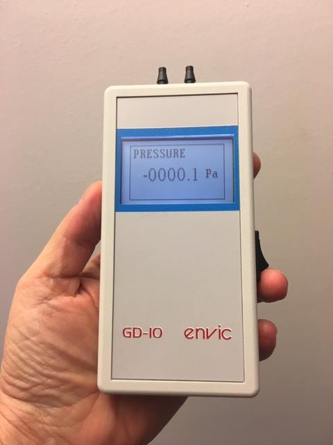 GD-10P PORTABLE METER Image