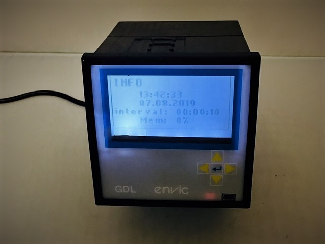 GDL-2 DATALOGGER FOR GENERAL INPUTS Image